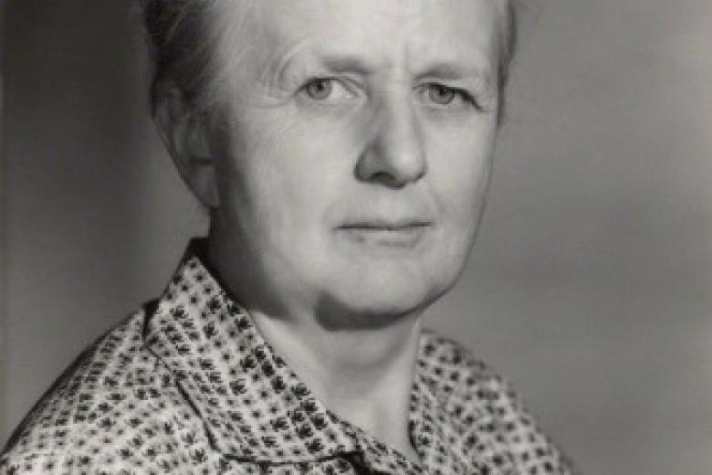 Joan Violet Robinson by Walter Bird, 1959 © National Portrait Gallery, London [http://www.npg.org.uk/collections/search/portrait/mw162643/Joan-Violet-Robinson?LinkID=mp99820&search=sas&sText=joan+robinson&role=sit&rNo=1]. CC BY-NC-ND 3.0 [https://creative